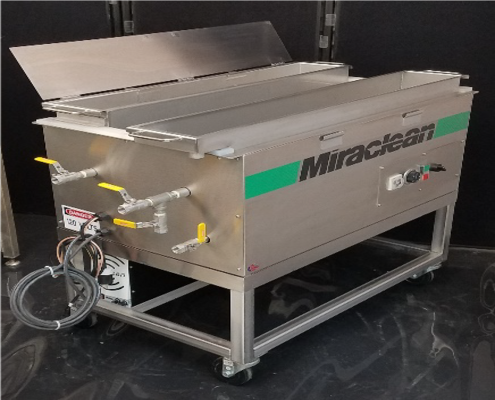MC Gun Cleaner System