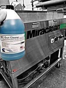 MC Ultrasonic Gun Cleaner & Concentrate