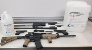 Ultrasonic Cleaner For All Sized Guns